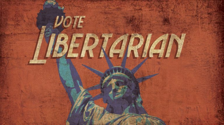 The Libertarian Party: Not Just for Weirdo Loners Anymore